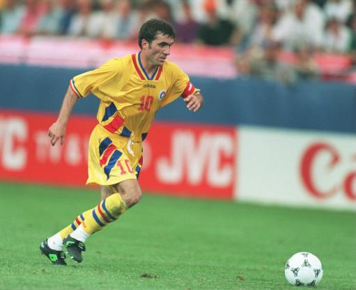 Team World Cup 1994 Romania