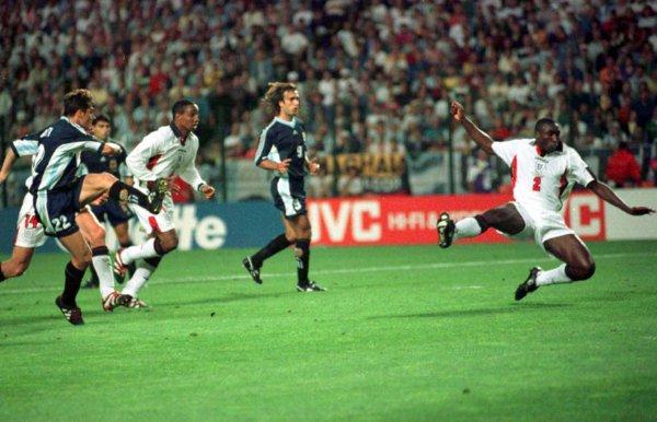 World Cup/Zanetti scores