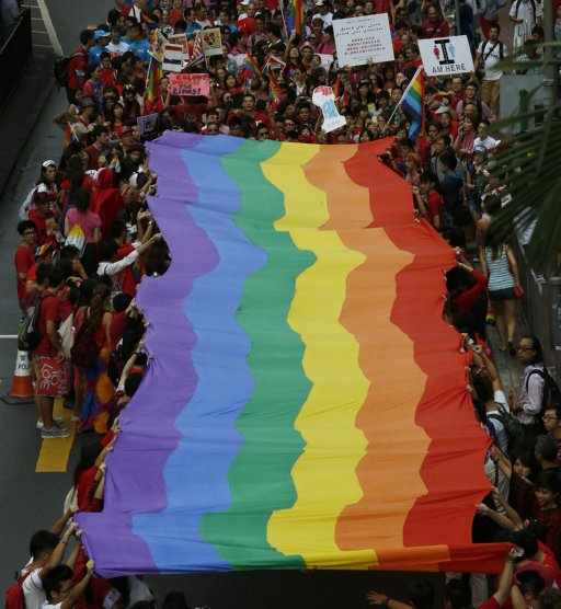 Hong Kong Gay Pride Parade