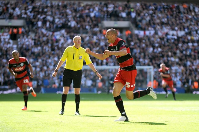 Soccer - Sky Bet Championship - Play Off - Final - Derby County v Queens Park Rangers - Wembley Stadium