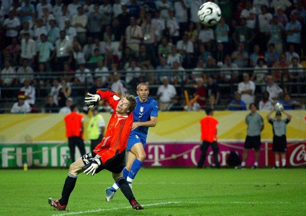 Soccer - 2006 FIFA World Cup Germany - Semi Final - Germany v Italy - Signal Iduna Park
