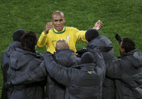 South Africa Soccer WCup Brazil North Korea