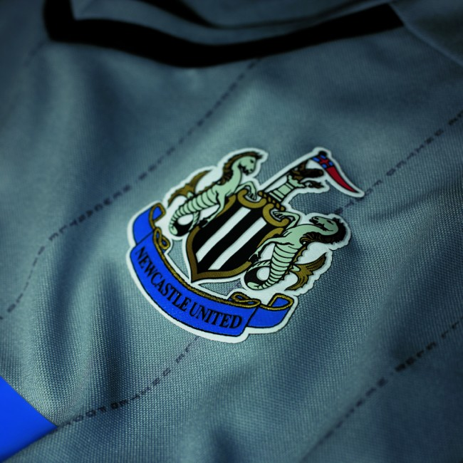 3c737af88 Newcastle United Launch New Puma 2014 15 Away Kit – Grey As The Fog ...