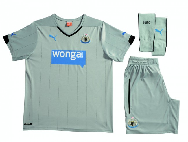 "4a8547d85 ... ""Newcastle United Football Club 1892"" featured in the subtle  pin-striping on the shirt"
