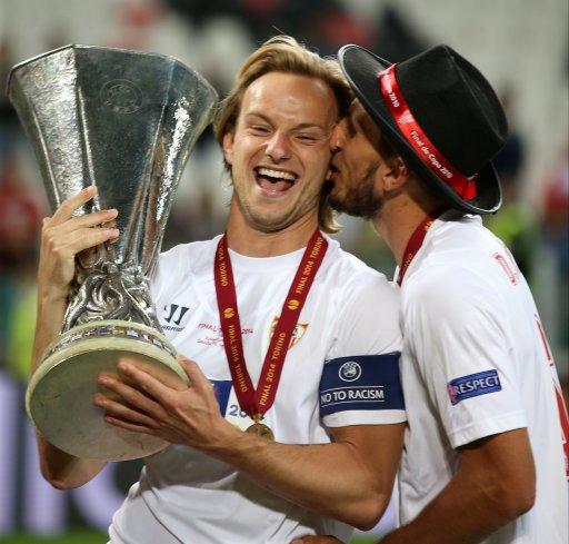 Soccer - UEFA Europa League - Final - Sevilla v Benfica - Juventus Stadium