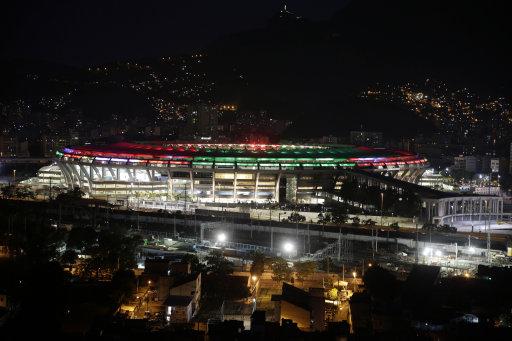 Brazil World Cup Maracana