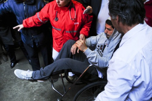 Uruguay WCup Suarez Surgery