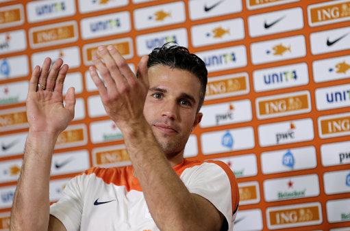 Brazil Soccer WCup Netherlands