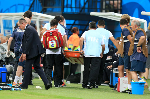 Soccer - FIFA World Cup 2014 - Group D - England v Italy - Arena da Amazonia