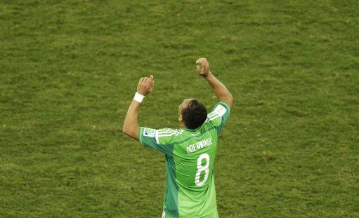 Brazil Soccer WCup Nigeria Bosnia