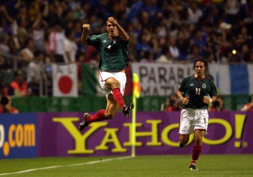 Soccer - FIFA World Cup 2002 - Mexico v Italy - Group G
