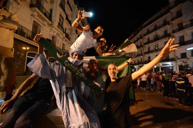 Algeria Soccer WCup