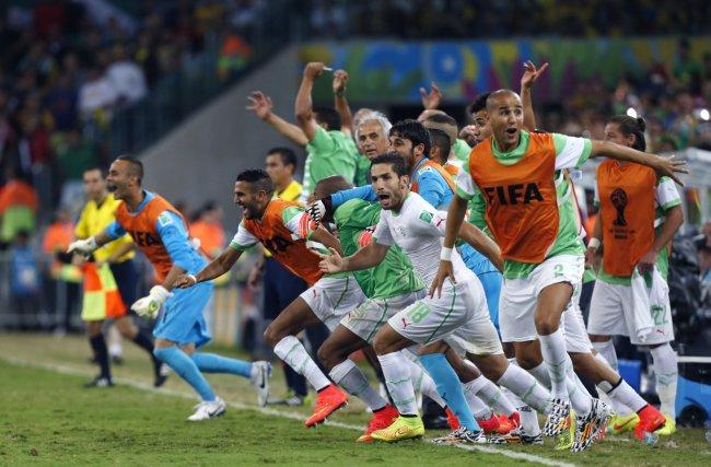 Brazil Soccer WCup Algeria Russia