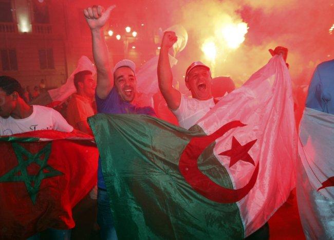 Brazil France Soccer WCup