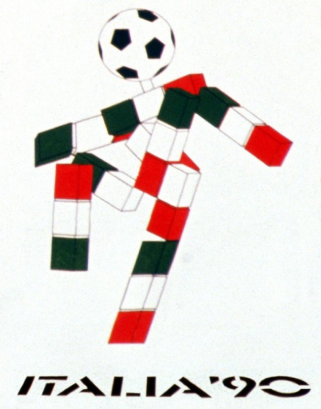 Soccer - World Cup Italia 90