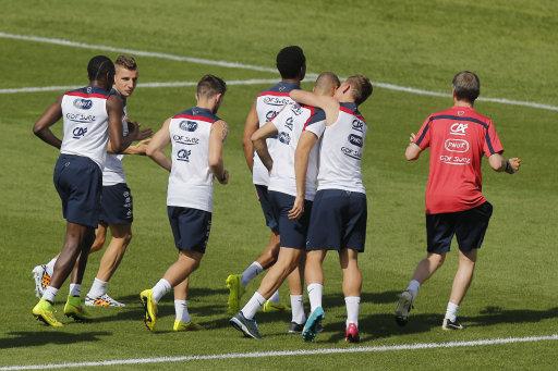 Brazil Soccer WCup France