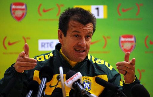Soccer - Dunga File Photo