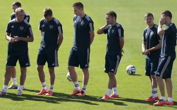 Brazil Soccer WCup Russia