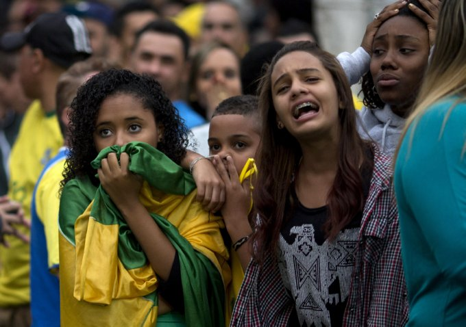 Brazil WCup Soccer Germany