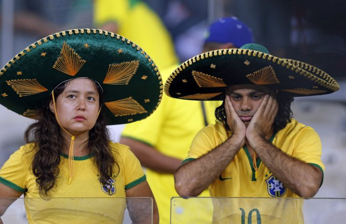 Tears in Brazil-Photo Gallery