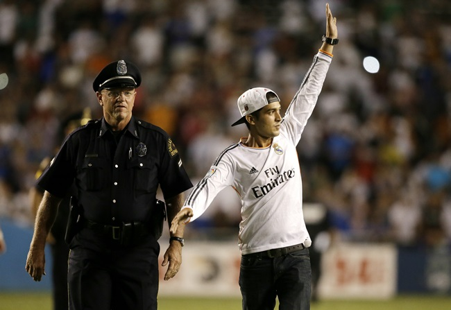 Real Madrid Roma Soccer