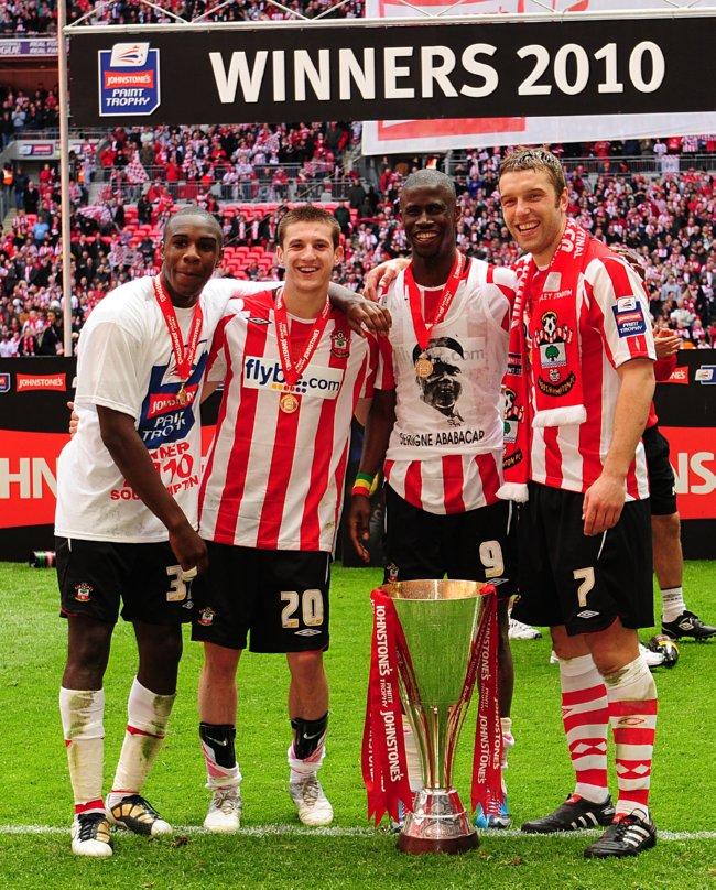 Soccer - Johnstone's Paint Trophy - Final - Carlisle United v Southampton - Wembley Stadium