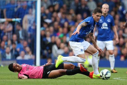 Soccer - Leon Osman Testimonial - Everton v FC Porto - Goodison Park