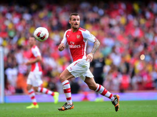 Soccer - 2014 Emirates Cup - Arsenal v AS Monaco - Emirates Stadium