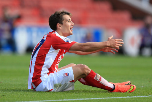 Soccer - Pre Season Friendly - Stoke City v Real Betis - Britannia Stadium