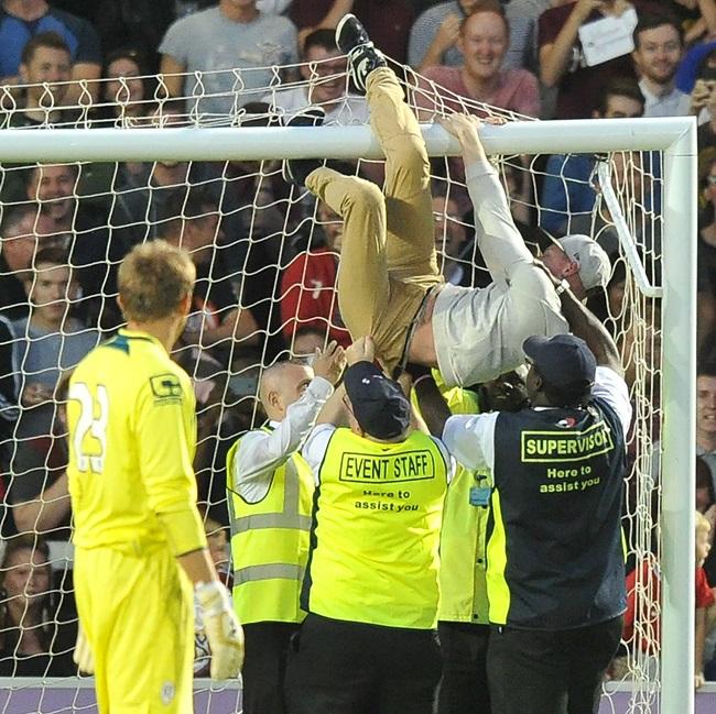 Soccer - Pre-season Friendly - Salford City v The Class of 92 - AJ Bell Stadium