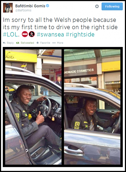gomis-driving