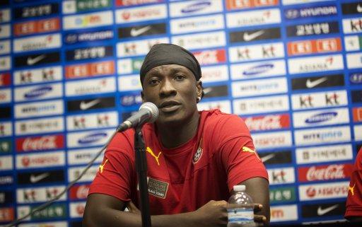 WCup Ghana Soccer