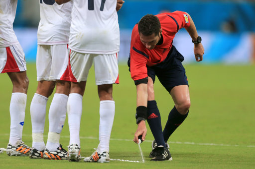 Soccer - FIFA World Cup 2014 - Round of 16 - Costa Rica v Greece - Arena Pernambuco