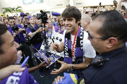 Orlando City Kaka Soccer