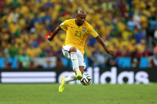 Soccer - FIFA World Cup 2014 - Quarter Final - Brazil v Colombia - Estadio Castelao
