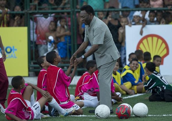 Brazil Kinetic Soccer
