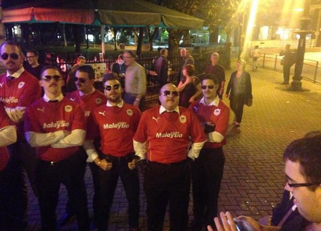 Vincent Tan Stag
