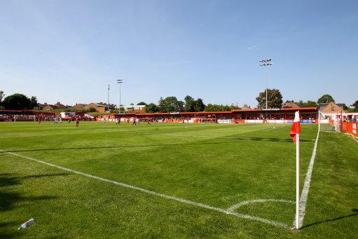 Soccer - Friendly - Alfreton Town v Birmingham City - The Impact Arena