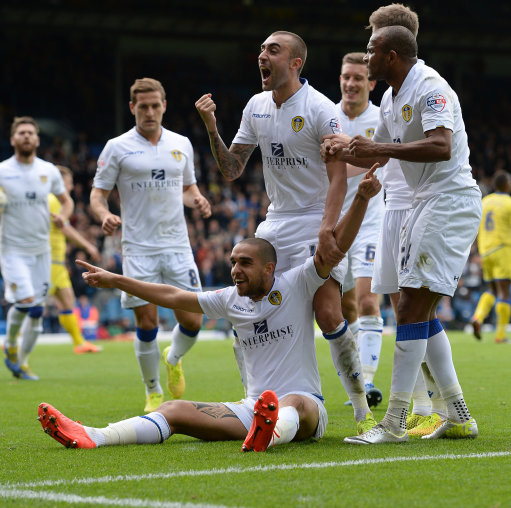 Soccer - Sky Bet Championship - Leeds United v Sheffield Wednesday - Elland Road