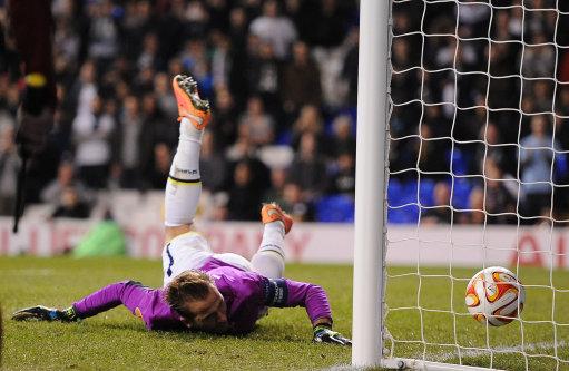 Soccer - UEFA Europa League - Group C - Tottenham Hotspur v Asteras Tripolis - White Hart Lane