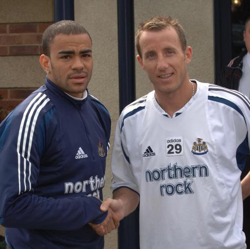 Soccer - FA Barclays Premiership - Newcastle United Press Conference - Longbenton