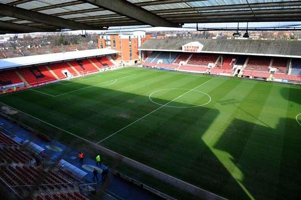 Soccer - Sky Bet League One - Leyton Orient v         Peterborough United - Brisbane Road