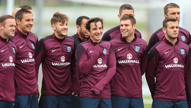 Soccer - UEFA Euro 2016 - Qualifying - Group E - England v San Marino - England Training Session and Press Conference - St George's Park