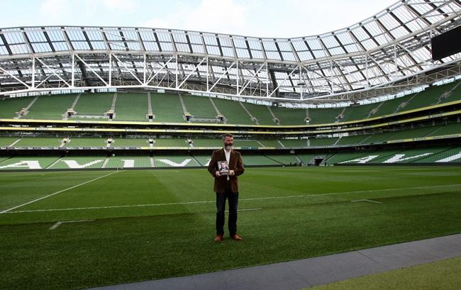 Soccer - Roy Keane Book Launch - Aviva Stadium
