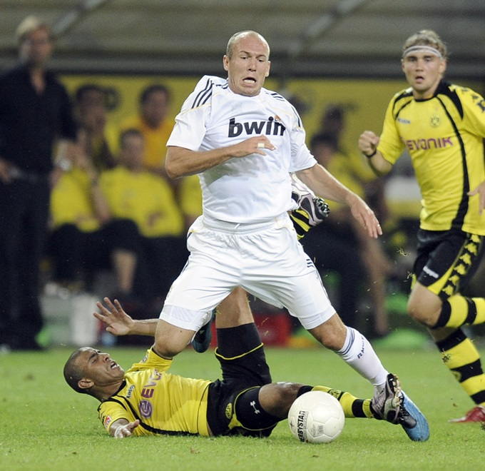 Germany Soccer Dortmund Real Madrid