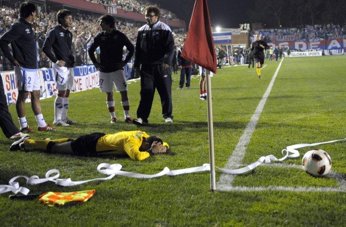 Uruguay Chile Copa Sudamericana Soccer