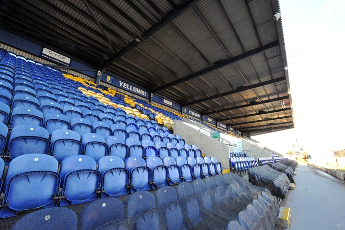 Soccer - Sky Bet League Two - Mansfield Town v Scunthorpe United - One Call Stadium