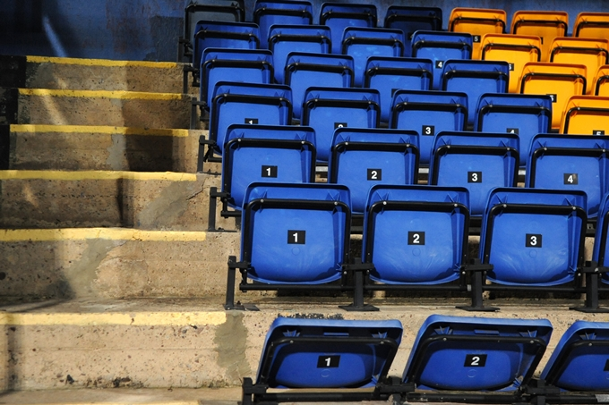 Soccer - Coca-Cola Football League Two - Mansfield Town v Wycombe Wanderers - Field Mill Ground