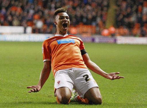 Soccer - Sky Bet Championship - Blackpool v Bolton Wanderers - Bloomfield Road