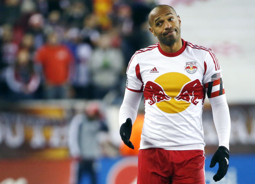 MLS Red Bulls Revolution Soccer